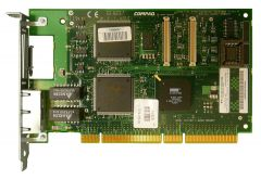 009542-003 - HP NC3131 PCI-X 64-Bit 10/100Base-T Dual Port Fast Ethernet Network Interface Card (NIC)