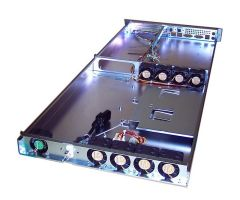 00AM008 - Lenovo Chassis and LE Fixed Power Supply for System X3250 M5