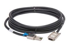 00FK843 - IBM Dual Mini-SAS HD 590  580MM Cable for System X3650 M