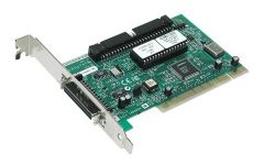 00N3268 - IBM Wide Ultra-2 SCSI PCI Express Low Voltage Differential LVD SE Controller Card