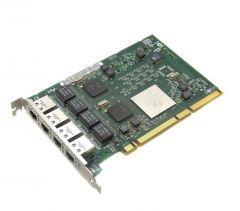 00N5444 - IBM Quad Port 101001000Base-TX PCI-X Ethernet Adapter