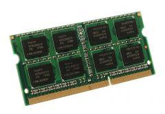 03D9HM - Dell 1GB DDR3-1333MHz PC3-10600 non-ECC Unbuffered CL9 204-Pin SoDimm Single Rank Memory Module