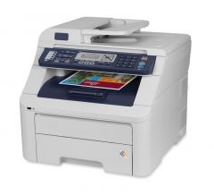 0NJMVP - Dell E525W Multifunction Wireless Color Laser Printer Copy Scan Fax AirPrint