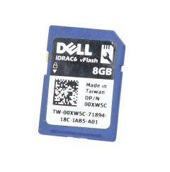 0XW5C - Dell 8GB iDRAC6 vFlash SD Card