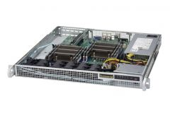 1028R-WMRT - Supermicro SuperServer Barebone System 1U Rack-Mountable Configure to Order Chassis