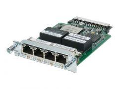 Cisco 4pt clear ch T1 E1 HWIC REFURB