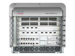 ASR-9006-AC-TR-BUN - Cisco ASR 9006 - router - desktop - with 2 x ASR9K Route Switch Processors with 440Gslot Fabric and 6GB