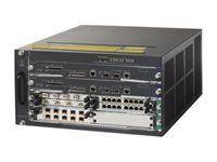7604-RSP7XL-10G-R - Cisco 7604 - router - desktop rack-mountable - with 2 x Cisco 7600 Series Route Switch Processor 720 with 10 Gigabit Ethernet RSP720-3CXL-10GE
