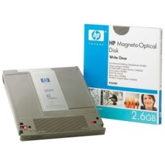 92290F - HP 2.6GB 1024bs Write-once Magneto-Optical Disk