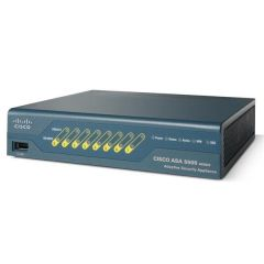 ASA5505-50-BUN-K9 - Cisco ASA 5505 Firewall Edition Bundle Security Appliance 50 users