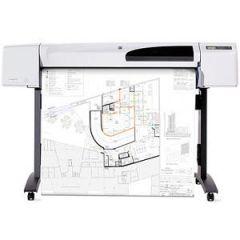 CH337A#B1K - HP DesignJet 510 42-inch Inkjet Large Format Printer 2400 x 1200 dpi USB Floor Standing Supported (Refurbished)