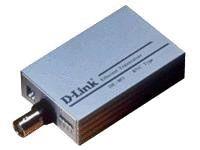 DE-855 - D-Link Transceiver Converter BNC (Thin Ethernet Coaxial) (Refurbished)