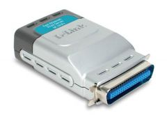DP-301P - D-Link IEEE 802.2/3/3u/1284 10/100 Fast Ethernet Parallel Port Network Print Server