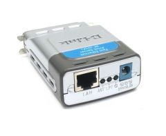 DP-301P+ - D-Link 100Mbps 10100 Ethernet USB Print Server