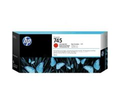 F9K06A - HP 745 300-ml DesignJet Chromatic Red Ink Cartridge for DesignJet Z2600  DesignJet Z5600