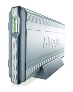 H01P200 - Maxtor Shared Storage 200GB 7200RPM Ethernet 8MB Cache Network External Hard Drive