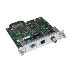 J2552-60001 - HP JetDirect 10Base-T Ethernet MIO BNC RJ-45 and 8-Pin Mini-DIN Connector Lan Interface Internal Print Server
